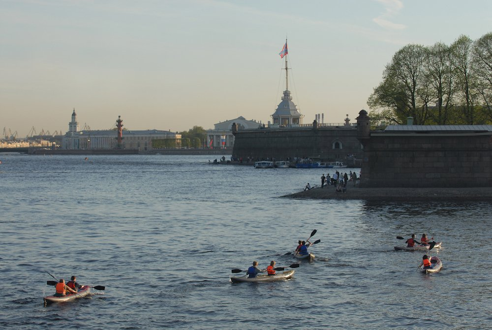 Water world: how modern St Petersburg is going back to its maritime roots